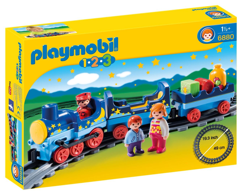 Playmobil 6976 1.2.3 Adiestrador con Tigre PL6976